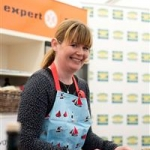 Anne Marie Carroll, Winner of the LookWest.ie Cook Off as part of the 59th Galway Oyster Festival (Custom)
