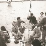 At-sea