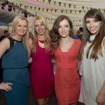 Girlie get-together at 2013 Galway Oyster Festival