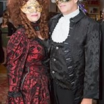 Great efforts made at the Masquerade at the Galway Oyster Festival