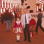 Irish-Dancer-in-marquee