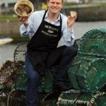 Irish Oyster Opening Champion - Michael Moran