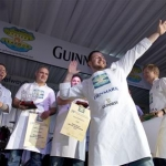 Jesper Knudsen wins World Oyster Opening Championship