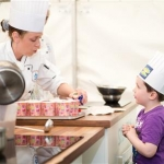 Maria Conboy of GMIT held a Masterclass for Kids at the 59th Galway Oyster Festiv Family Fun Day - Photo Julia Dunin (Custom)