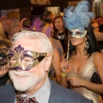 Masquerade Mardi Gras through the Streets of Galway