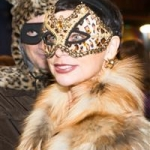 Russian visitors take to the streets for the Galway Oyster Festival Masquerade Event