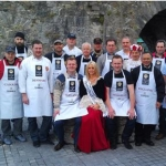 Saturday - 2012 World Oyster Opener Entrants in Galway