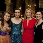Saturday - Jessica Kenny, Sinead Lydon, Suzanne Meade, Katherine Long at the Mardi Gras