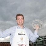 Saturday - Michael Moran, World Oyster Opening Champion