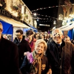 Saturday - The Oyster & Seafood Festival Mardi Gras procession through the streets of Galway