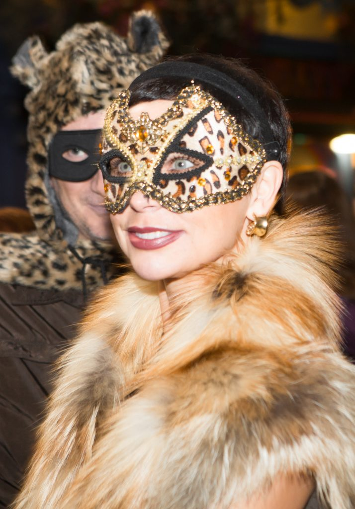 "Galway International Oyster and Seafood Festival Masquerade ""Mardi Gras"". Photo Martina Regan"