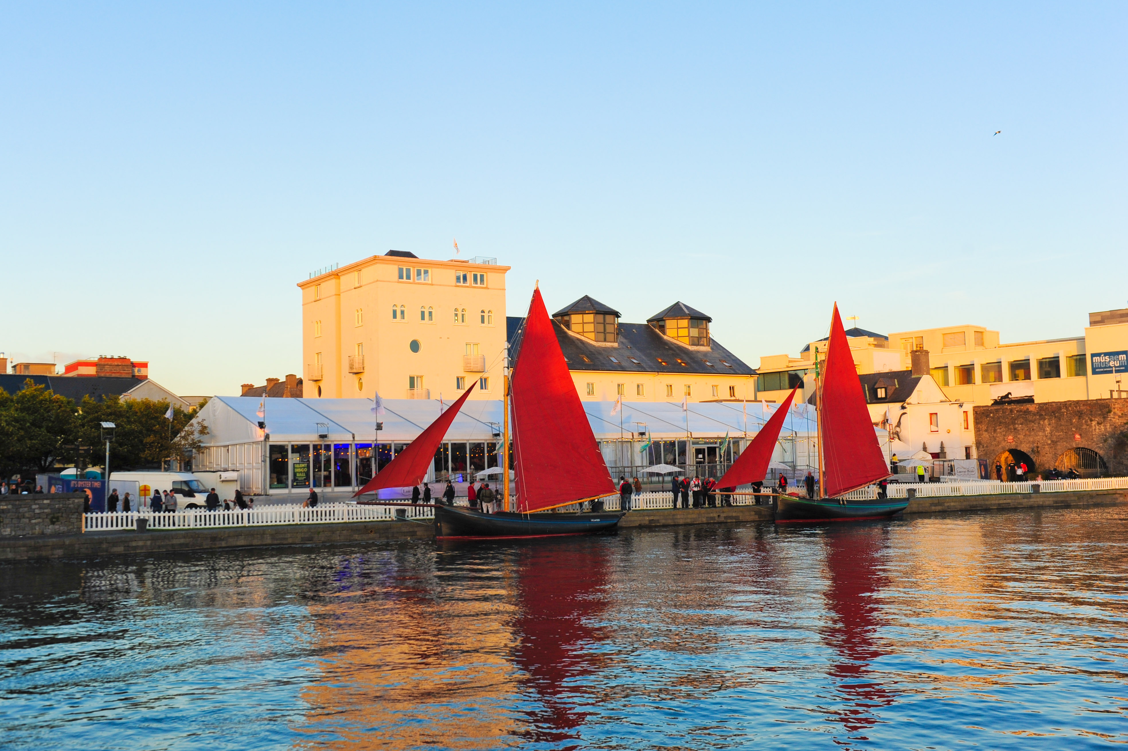 2014 Gallery – Galway Oyster & Seafood Festival – Irish Food ...