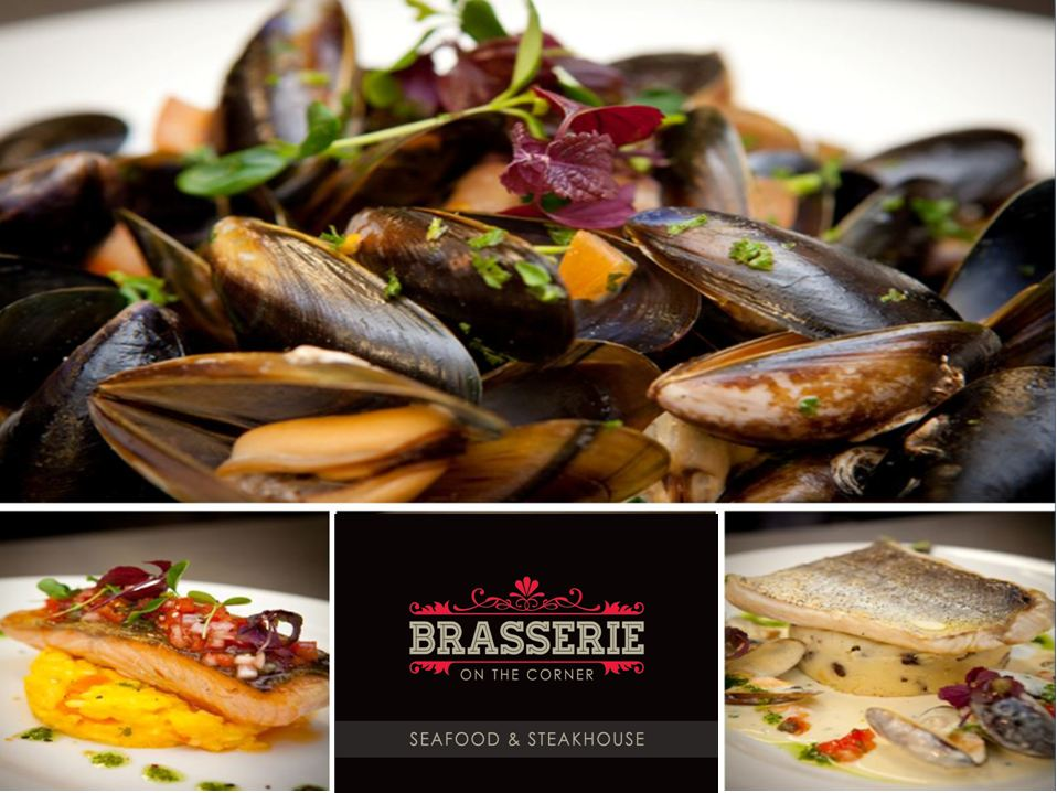 The Brasserie On The Corner