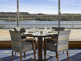 Marinas Grill @ the Galmont Hotel