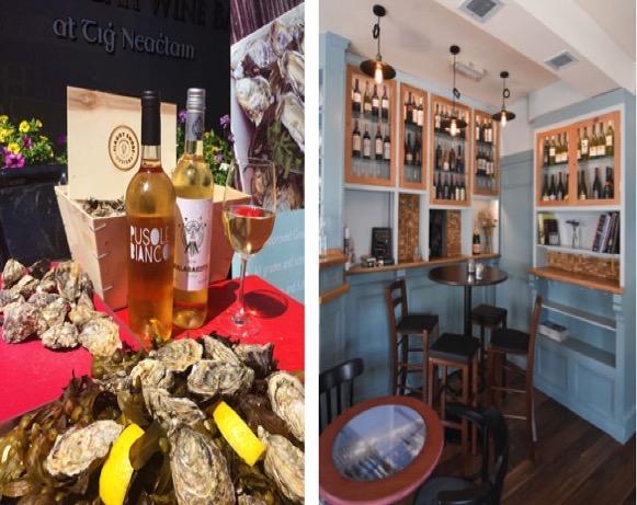 The Kasbah Wine Bar @ Tigh Neachtain